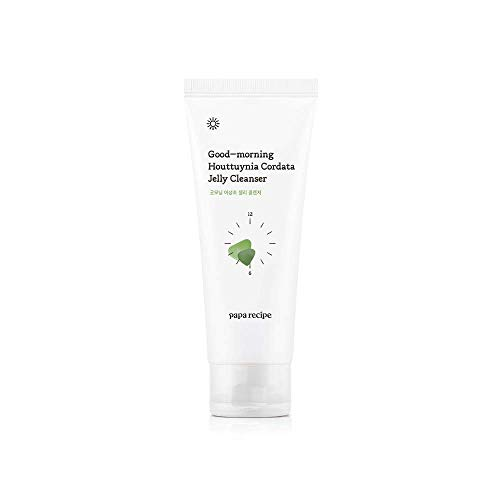 [papa recipe] Good-morning Houttuynia Cordata Jelly Cleanser