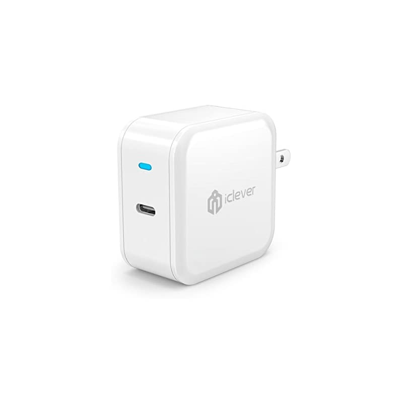 USB C Charger, iClever 30W USB Type C Po