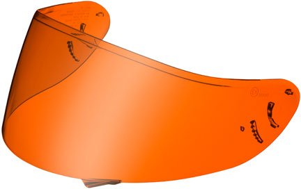 Shoei CW-1 Shield (HI-DEF ORANGE)