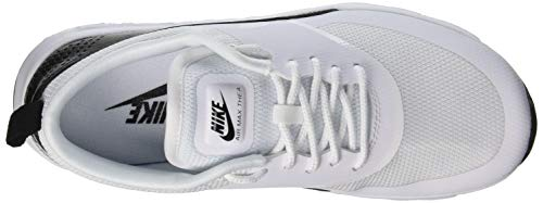 Black Basses Max White Femme White Baskets 111 Thea Blanc NIKE Air 1zwICC