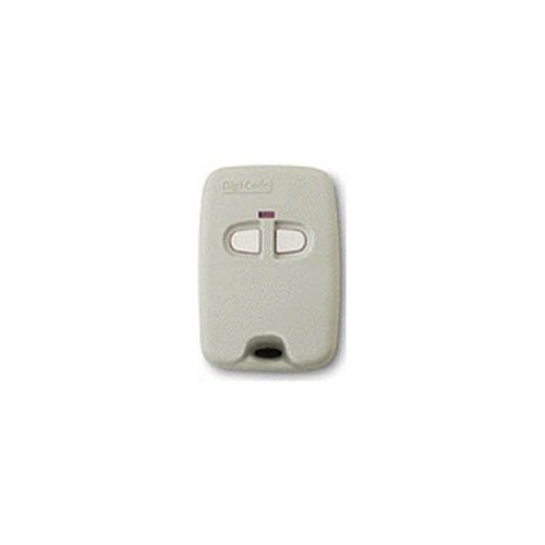 Digi-Code 2 Button Keychain Transmitter 300mhz - Multicode Compatible DC5070