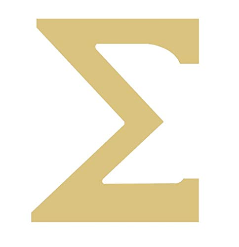 Sigma Letter -