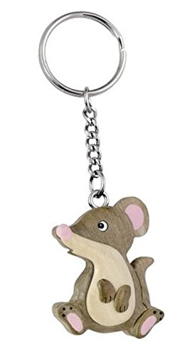 Ten Llavero ratón Hecho a Mano cod.EL34510 cm 8,5x3x1,5h by ...