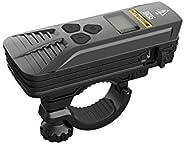 NITECORE BR35 1800 Lm USB Rechargeable Dual Distance Beam Bike Light, Adult-Men