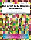 The Great Gilly Hopkins Teacher Guide, Novel Units, Inc. Staff, 1561374288