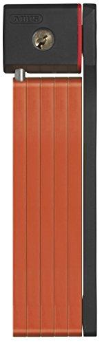 Abus Bordo 5700 Folding Lock, Orange, 80cm Length/5mm Plates Review