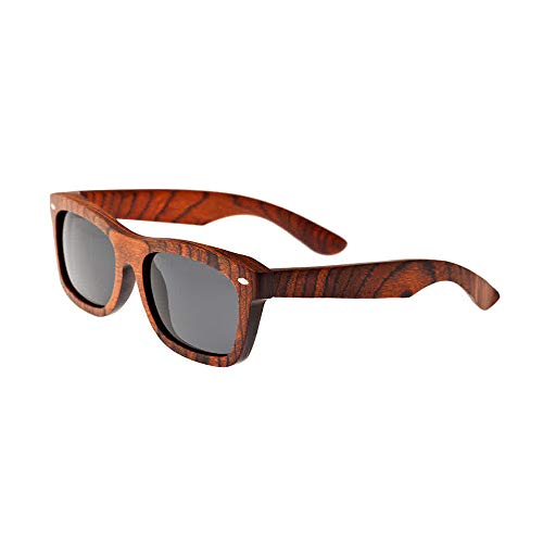 Earth Wood Portsmouth Sunglasses, Orange ()