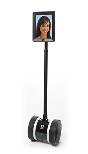 Double Robotics Double 2 Telepresence Robot for iPad Tablet (core Robot only; Accessories and iPad not Included)