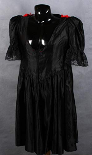 1950s-60s Gunsmoke Saloon Style Dress Costume Television Show - COA -