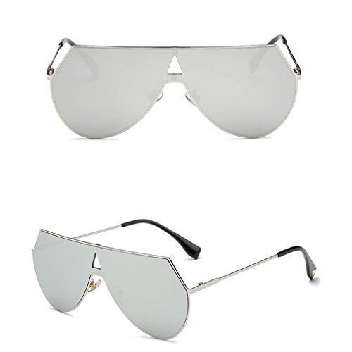 de estilo y Sbl unisex retro Sw JAGENIE vintage estilo para UV400 mujer Gafas sol Cool hombre wvSqE
