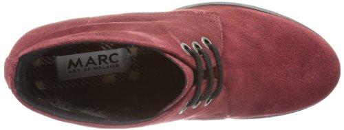 Marc Shoes Evelyn 1.618.06-29 Damen Desert Boots Rot (oxblood 670)