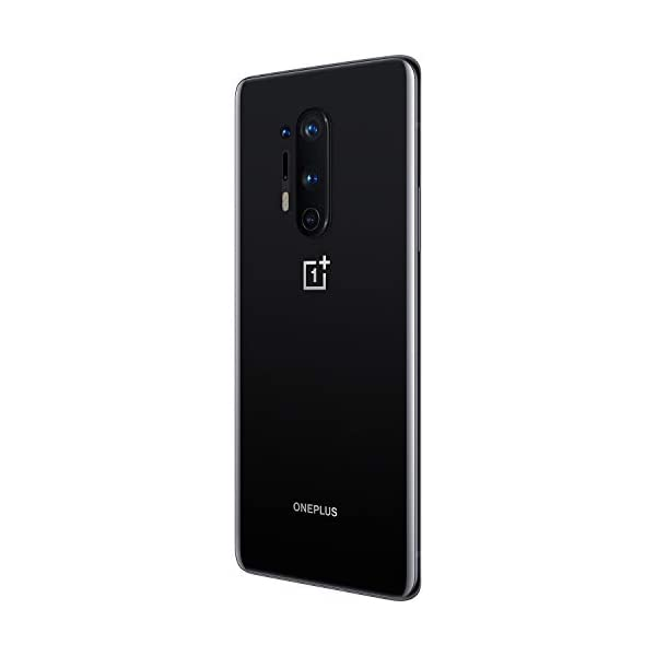 OnePlus 8 Pro (Onyx Black 12GB RAM+256GB Storage) 2021 August 48MP rear camera with 4k video at 30/60 fps, 1080p video at 30/60 fps, super slow motion: 720p video at 480 fps, 1080p video at 240fps, time-lapse: 1080p 30fps, 4k 30fps, cine aspect ratio video recording, video hdr, cat&dog face detect & focus, ultrashot hdr, nightscape, super micro, portrait, pro mode, panorama, ai scene detection, raw image, audio zoom, audio 3d, infrared photography camera | 16MP front camera 17.22 centimeters (6.78-inch) 120Hz fluid display with 3168 x 1440 pixels resolution, 513 ppi pixel density and vibrant color effect color support Memory, Storage & SIM: 12GB RAM | 256GB internal memory | Dual SIM (nano+nano) dual-standby (5G+5G)
