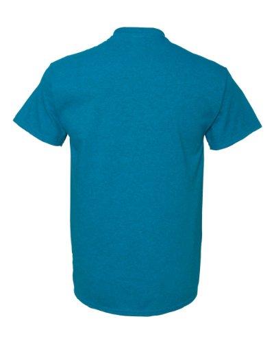 T Sapphire Antique Manches Pour Gildan Homme À Courtes shirt 7Aqr87