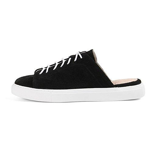 zapatillas unidos Zapatos desgaste estados del planos verano perezoso de Europa A los femenina baotou moda del y XqzwCg