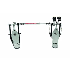 Gibraltar 4711ST-DB Strap Drive Bass Drum Double Pedal