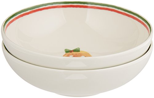 (Lenox Gingerbread Bowls, Set of 2)