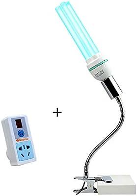 Esterilizador Lámpara Ultravioleta Germicida Lámpara De ...