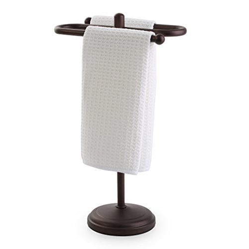 durable service BINO 'Samson' Fingertip Towel Bar, Bronze