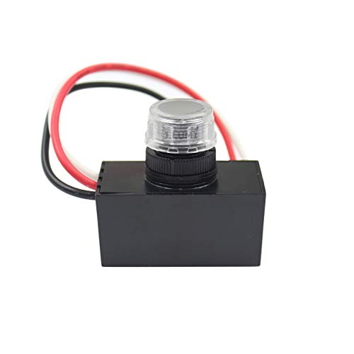 Photocell For Outdoor Lamp Post