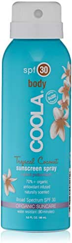 Sunscreen & Tanning: COOLA Body