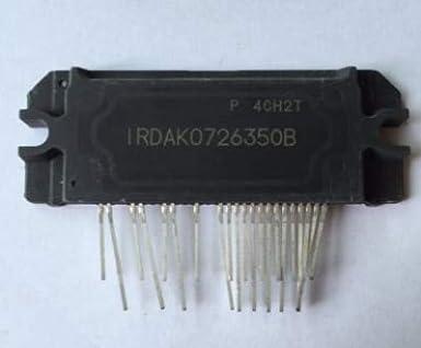 irdak0726350b dak0726350b módulo para reparación a lavadora ...