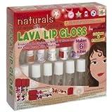 Kiss Naturals : Natural Diy Lava Lip Gloss Kit