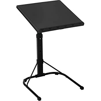 Amazing small folding laptop table black aluminum plastic lightweight cooler - Small lightweight folding table ...