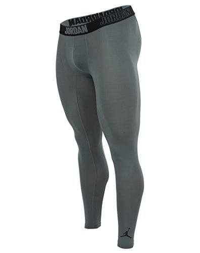 Nike Mens Jordan AJ All Season Compression Tights Cool Gr...