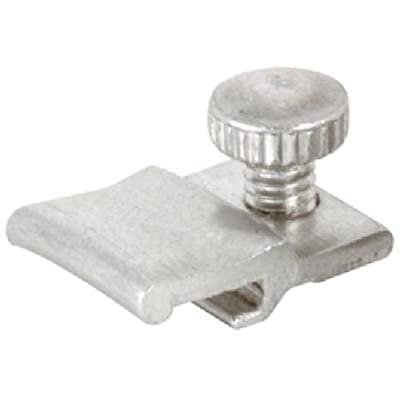 """Prime-Line Products PL 7959 Storm Door Panel Clips with Screws (Pack of 8), 3/16"""", Mill"""