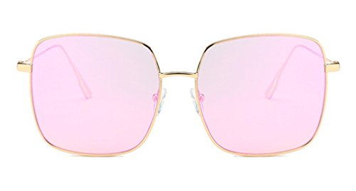 Bloqueo Gafas C Sol Cara Luz de de Moda Unisex Conducción UV Alta Marco Delgada MOQJ E Gafas de Anti Definición Cuadrada Gran de xdBw8xq6Z