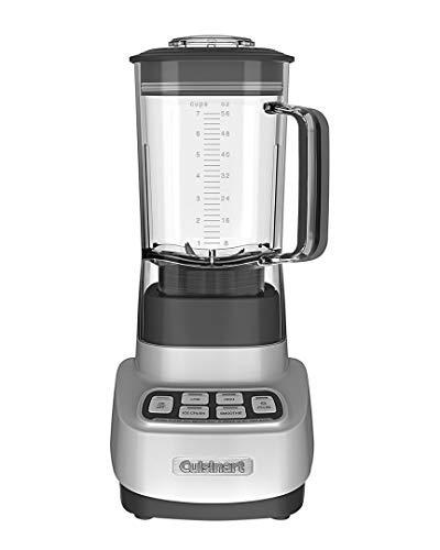 "Cuisinart SPB-650 1 HP Blender, 7.8"" x 10"" x 13.6"", Silver"