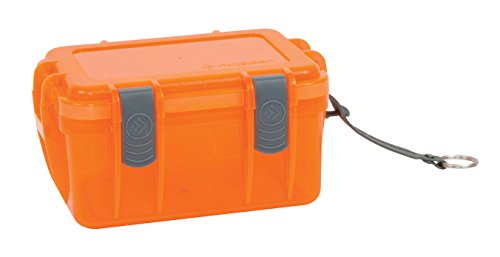 Outdoor Products Watertight Box, Small, Shocking (Case Dry Box)