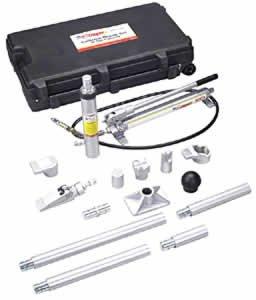(OTC 1515A Stinger 10-ton Hydraulic Collision Repair Set)