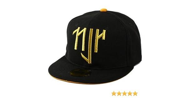 Amazon.com: Neymar JR Snapback Cap Njr Hat Hip Hop Sports Brazil Baseball Gorras Planas(color 2): Sports & Outdoors
