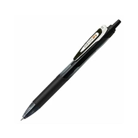 Zebra Sarasa Dry Gel Ink Pen Black (Jj31 Bk), 0.5mm Fine, 5 Pens Per Pack (Japan Import) by Zebra Technologies