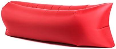 WacBag Colchón hinchable, diseño de playa y sofá hinchable ...
