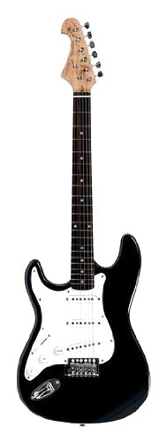 Guitarra electrica tenson