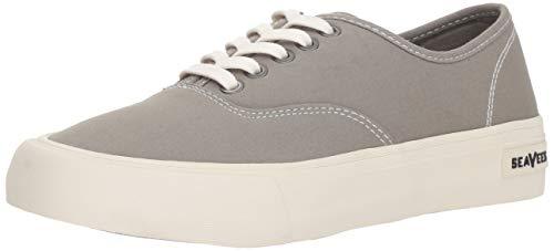 SeaVees Men's Legend Sneaker Pan Am, Granite