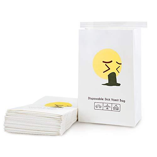 Emoji 50 Pack of Kids Protable Disposable Biodegradable