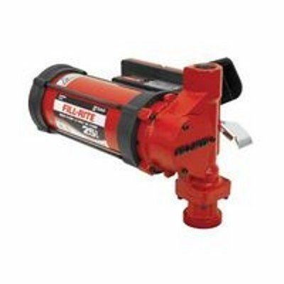 Fill-Rite FR3204 Heavy Duty DC Transfer Pumps, 25 GPM, 12 VDC by Fill-Rite (Image #1)