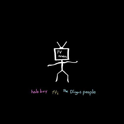 TV Man (feat. The Dingus People) [Explicit] ()