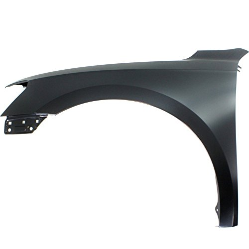 Passat Fender Driver (Evan-Fischer EVA169052913132 Fender Front Driver Left LH Side Steel Primered VW1240145)