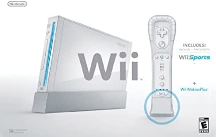 Amazon.com: Consola Nintendo Wii Blanco con Wii Sports ...