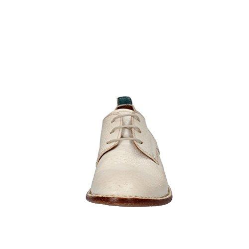 Pelle Elegant Moma Women's eu Leather Uk Bianca Eleganti Uk Moma Delle 4 37 ue White In 4 Donne 37 T55wnRgqEr