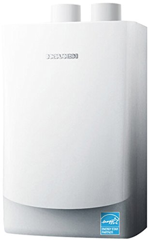 Navien NR-210A Condensing Tankless Water Heater with Pump and Buffer Tank, Natural Gas