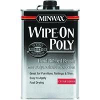 minwax-60900000-wipe-on-poly-finish-clear-quart-gloss