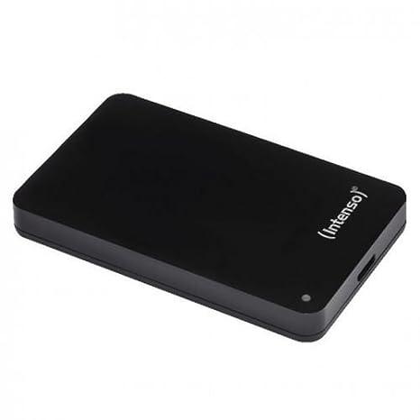 Intenso 6021561 - Disco duro portá til (1 TB, 2.5', USB 3.0), color blanco Intenso 6021561 - Disco duro portátil (1 TB 2.5