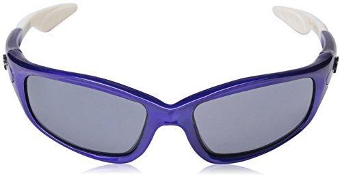 Kids K20 Sunglasses UV400 Rated Ages 3-10 (Gunmetal, Black)