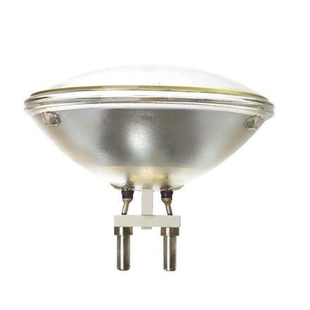 Mogul G38 Base Bipost (GE 88513 - SPL1000/PAR64/840/HR/G38 1000 watt Metal Halide Light Bulb)