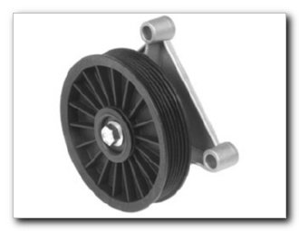 Motormite A//C Compressor Bypass Pulley for 2002-93 Cadillac; 1997-93 Chevrolet Camaro 34209